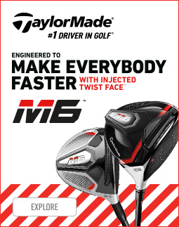 TaylorMade M6 Golf Clubs