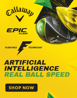Callaway Epic Flash Driver and Fairway Wood