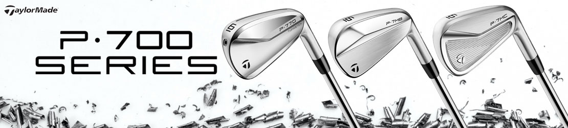 New TaylorMade P770Series Irons
