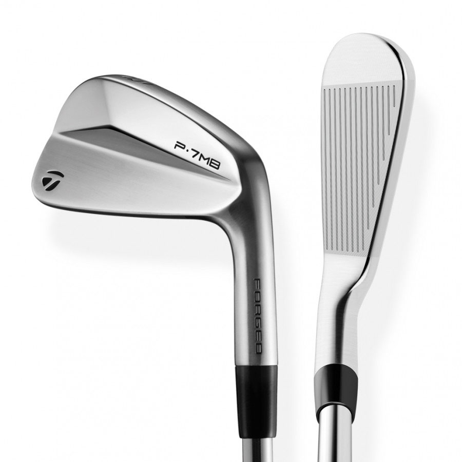 New TaylorMade P7MB ironsHead