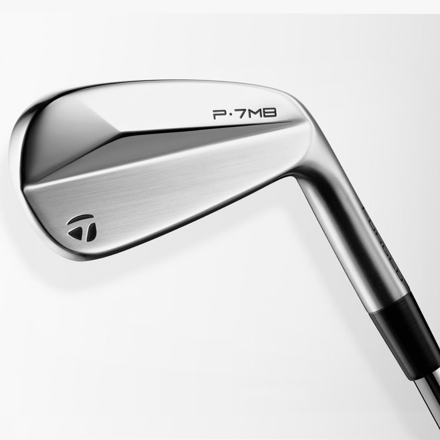 New TaylorMade P7MB irons