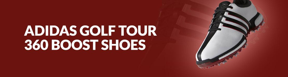 Adidas Tour  Boost Banner