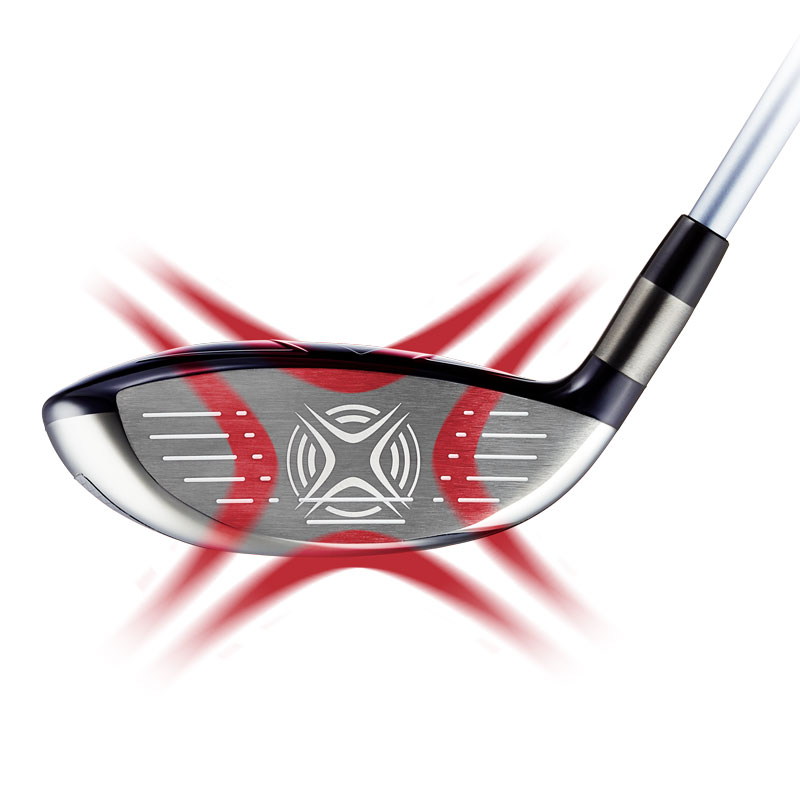 Callaway XR Speed Fairway Wood Face