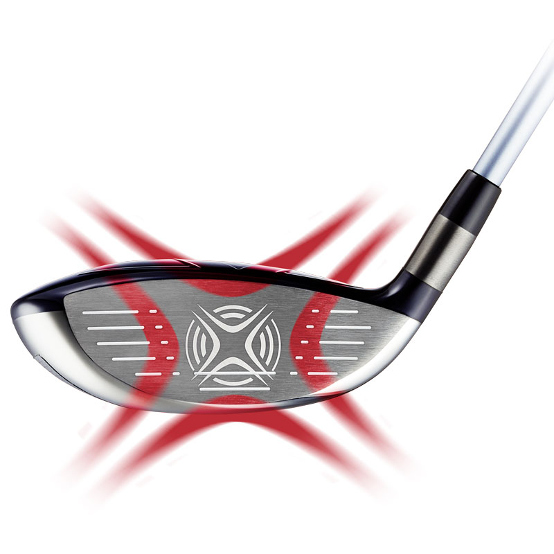 Callaway XR Speed Fairway Wood Shallow Face
