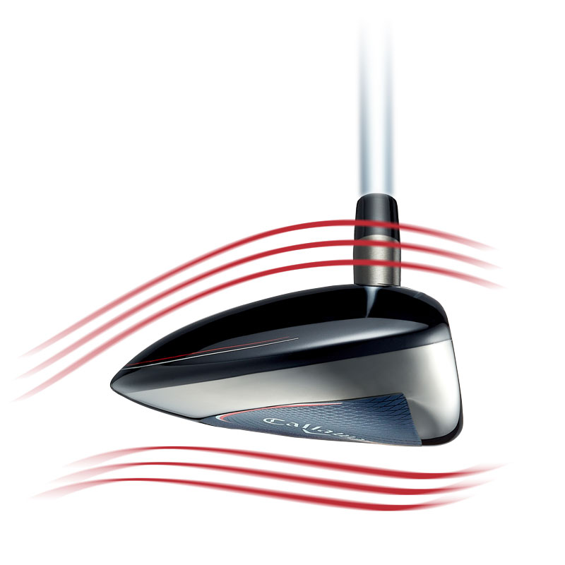 Callaway XR Speed Fairway Wood Speed Step