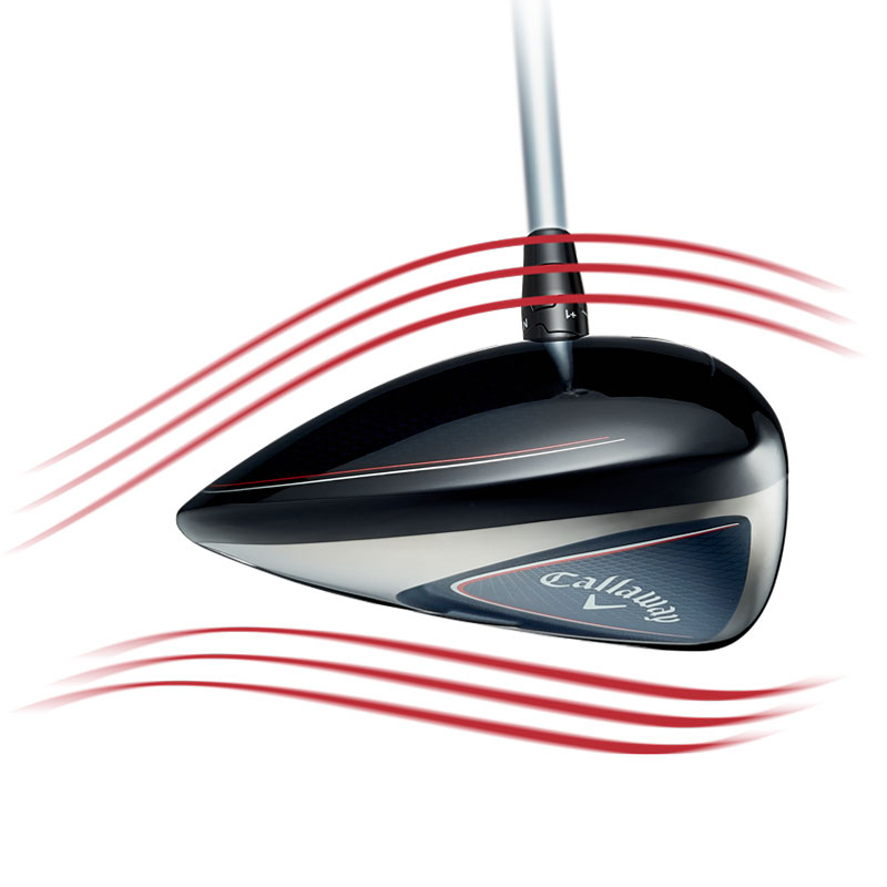 Callaway XR Speed New Speed Step
