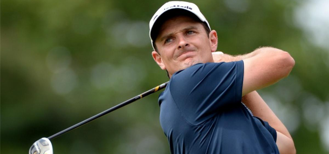 Justin Rose and TaylorMade