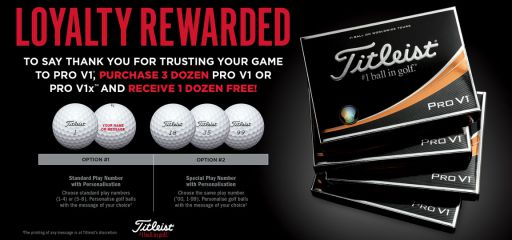 ProV1 Personalised