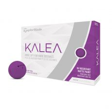 Kalea Ladies Purple Golf Balls