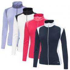 Dorothy INSULA Ladies Full Zip Golf Jacket