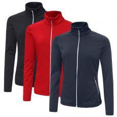 Dora INSULA Ladies Full Zip Golf Base Layer