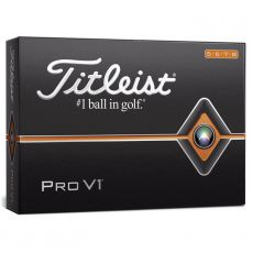 Pro V1 High Number Golf Balls 2019