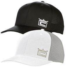Crown Trucker Snapback Golf Cap