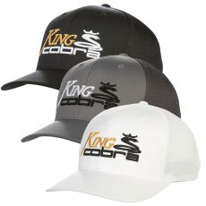 King Trucker Snapback Golf Cap