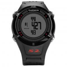 Approach S2 GPS Watch Black/Red