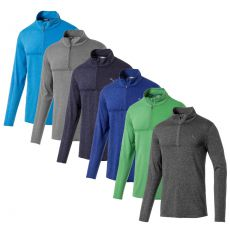 EVOKNIT 1/4 Zip Mens Golf Sweater