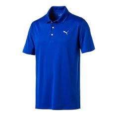Rotation Solid Mens Golf Polo Shirt