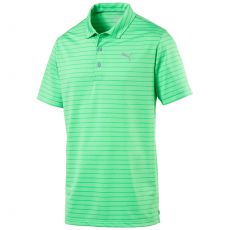 Rotation Stripe Mens Golf Polo Shirt
