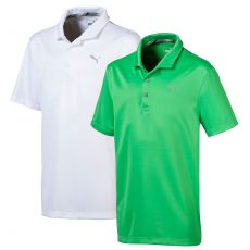 Junior Essential Golf Polo Shirt
