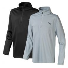 Junior 1/4 Zip Golf Sweater