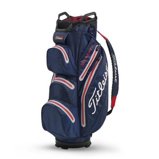 3c66ee95868 Titleist StaDry Cart Bag | Trolley Bags at JamGolf
