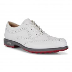 Tour Golf Hybrid Mens Golf Shoes White