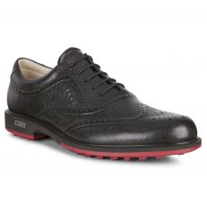 Tour Golf Hybrid Mens Golf Shoes Black