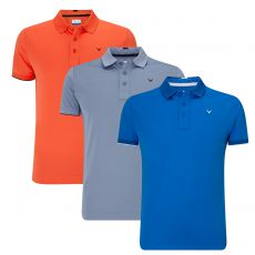 Solid Golf Polo Shirt