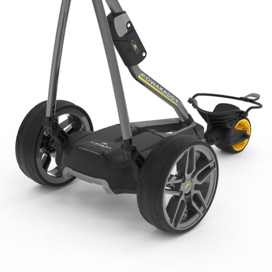 FW7s GPS Electric Golf Trolley with Lithium Battery