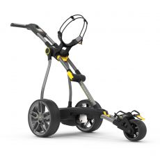 Compact C2i GPS Electric Golf Trolley with Lithium Battery