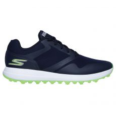 Max Fade Ladies Golf Shoes Navy/Green