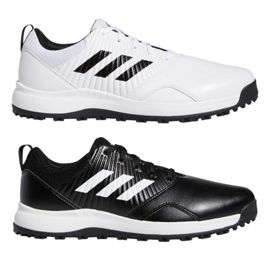outlet store 31120 13ea3 Adidas CP Traxion Spikeless Mens Golf Shoes