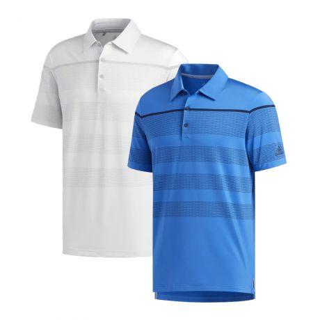 d766c37e Ultimate 365 Dash Stripe Golf Shirt
