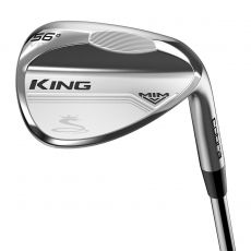 King MIM Wedge Steel Shaft
