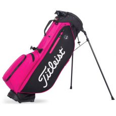 Pink Out Players 4 Plus Stand Bag