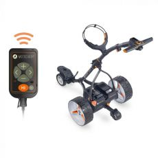 S7 Remote Electric Golf Trolley with Lithium Battery