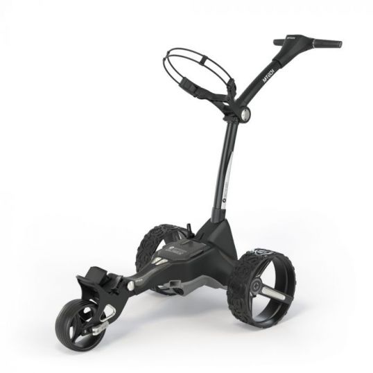 MotoCaddy M-Tech Electric Golf Trolley with Lithium Battery