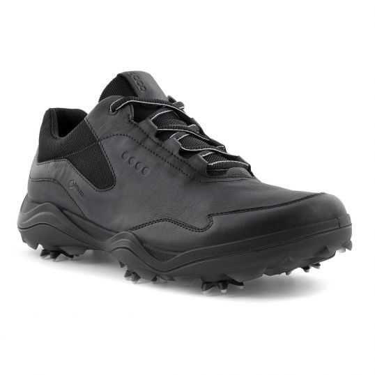 Strike Racer Yak Mens Golf Shoes Mens 46 (11.5 UK) Variable Width Black
