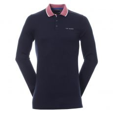 Hybrid Long Sleeve Polo
