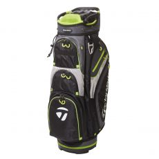 Lightweight Cart Bag Black/Green