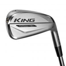 King Forged Tec Irons Steel Shafts