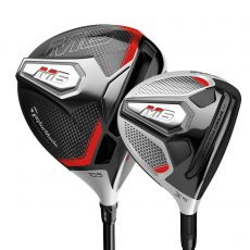 M6 Driver and 3 Wood Offer