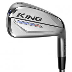 King Forged Tec One Length Irons Steel Shafts