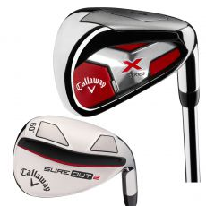 X Series Irons Plus Sure Out SW