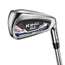 King SZ One Length Steel Irons