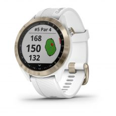Approach S40 GPS Golf Watch with Chrome Soft Triple Track Golf Balls