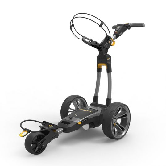 CT6 GPS Electric Golf Trolley