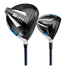 SIM Max Driver and 3 Wood Special Offer