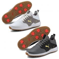 PWRADAPT Caged Crafted Mens Golf Shoes