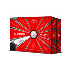 Chrome Soft Double Dozen Special Offer
